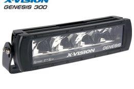 Lisävalo X-vision Genesis 300