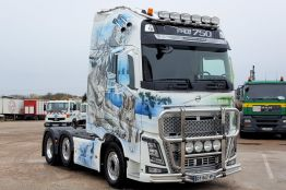 Volvo karjapuskuri 2170€