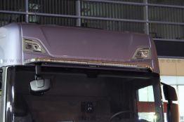 Scania kattovaloteline Aero Rigid 20
