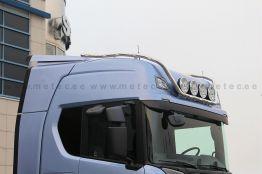 Scania kattovaloteline korkea+ lyhyet jatkosiivet LED á 1720€