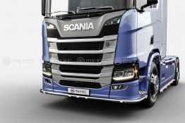 Scania alleajosuoja, korkea puskuri 490€ ja 750€