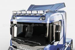 Scania kattovaloteline leveä, norm., high ja max kattoihin sopiva 671€ ja 843€