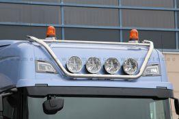 Scania majakkateline 125€
