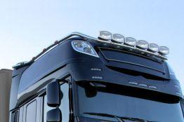 DAF kattovaloteline pitkät siivet LED 2450€