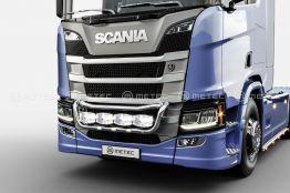 Scania maskivaloteline, LED, vilkuilla 750€, 878€ ja 970€